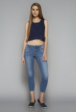 Nuon by Westside Navy Zurich Top