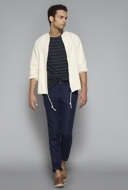 ETA By Westside Navy Slim Fit T Shirt - Mp000000000507756