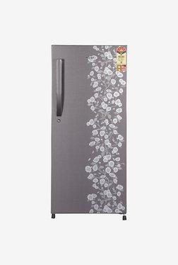 Haier HRD 2157 CGD CBD R 195 L Refrigerator (Grey Daisy)