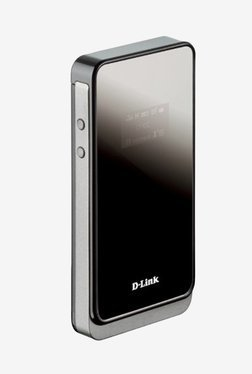 D-Link DWR-730 HSPA+ Mobile Router (Grey)