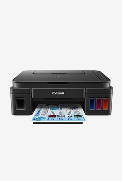 Canon Pixma G 2000 Inkjet Printer (Black)