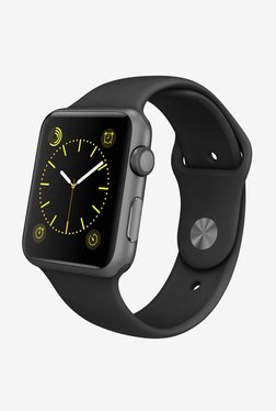Apple MJ3T2LL/A 42mm Sport Watch (Space Gray)