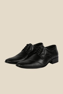 Shoe Bazar Black Derby Shoes