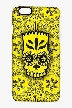Simpsons Celtic Bart Case for iPhone 6
