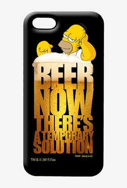 Simpsons The Beer Solution Case for iPhone 5/5s