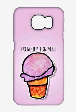 Kritzels I Scream For You Case For Samsung S6 Edge Plus