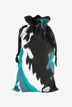 Mod 2816 Accessory Pouch (Black/White/Teal)
