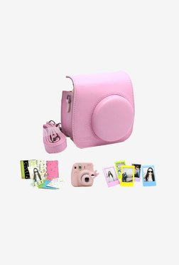 Katia Beni Instax Mini 8 Instant Camera Bundles Set (Pink)
