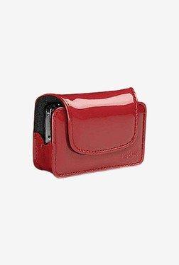 Kodak Chic Patent Digital Camera Case (Red)