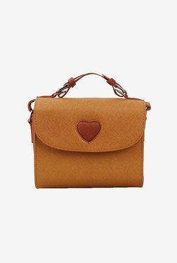 Generic Leather Bag For Fujifilm Instax Mini 7S (Yellow)