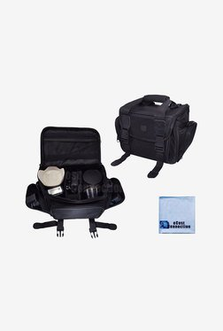 Ecost Deluxe Large Digital Camcorder Carrying Bag (Black)