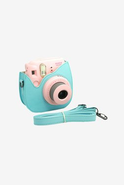 Elegant international Fujifilm Instax Mini 8 Case (Blue)
