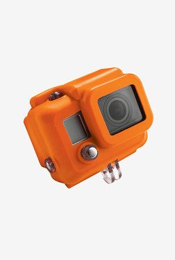 GOcase Silicone Sleeve For Gopro Hero4 Housing (Orange)