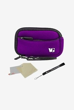 eBigValue Soft Neoprene Cover Carrying Case Sleeve (Violet)