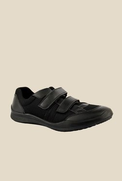 FeetScience Ace Black Sneakers
