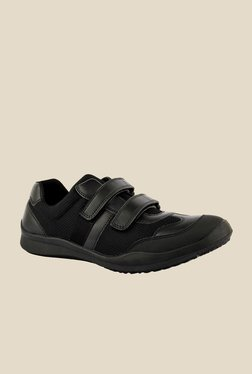 FeetScience Champion Black Sneakers