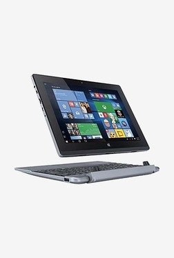 Acer One S1002-15XR 25.65cm Laptop(Intel Atom, 500GB) Silver