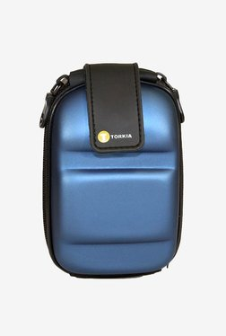 Torkia Camera Case for Olympus (Blue)