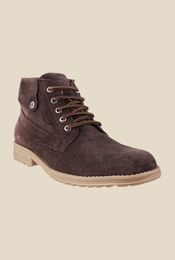 Gen X by Mochi Brown Casual Boots