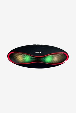 Intex IT-12s Portable Bluetooth Speaker (Black)