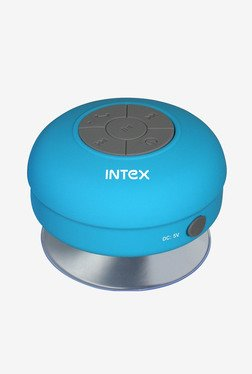 Intex IT-13s Portable Bluetooth Speaker (Blue)