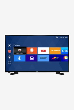 "VU 49S6575 124 cm (49"") Smart Full HD LED TV (Black)"
