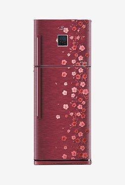Videocon VZ263PECVB-HFK 250L 3S Refrigerator (Scarlet Vine)