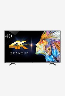 "VU 40K16 102 cm (40"") Smart Ultra HD (4K) LED TV (Black)"