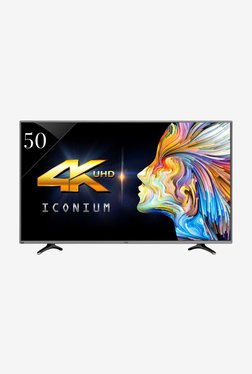 "VU 50K310 127 cm (50"") Smart Ultra HD (4K) LED TV (Black)"