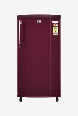 Videocon VME183 170L Single Door Refrigerator (Burgundy Red)