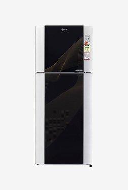 LG GL-I442TKRM 407L 3 Star Refrigerator (Karim Glass)
