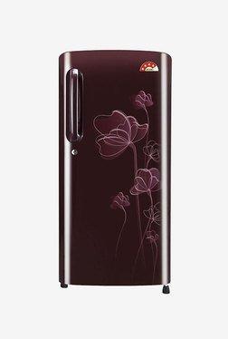 LG GL-B201ASHP 190 L 4 Star Refrigerator (Scarlet Heart)