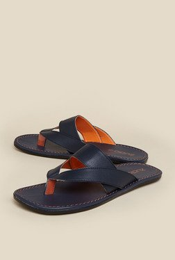 Zudio Navy Thong Sandals