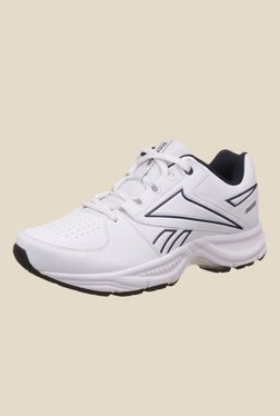 be58e57bd1b1 Reebok school sports white running shoes