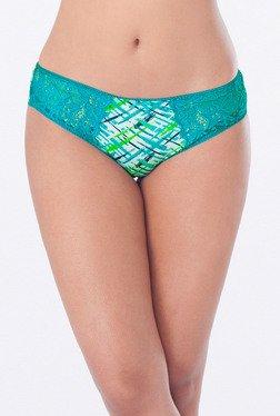 PrettySecrets Green Lacy Bikini