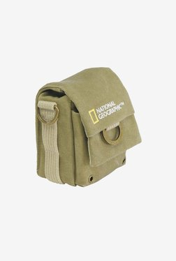 National Geographic NG 1151 Small Camera Pouch (Brown)