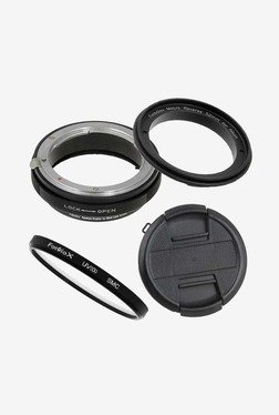 Fotodiox 52Mm Macro Reverse Ring Kit for Nikon Cameras