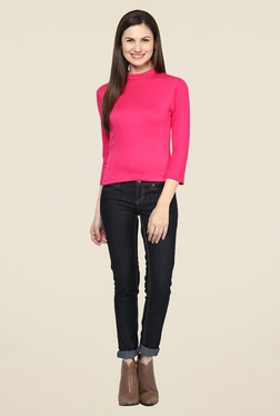 Harpa Pink Solid Top