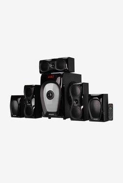 Mitashi HT 6125 5.1 CH Bluetooth Home Theatre System (Black)
