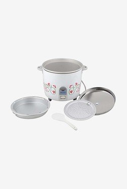 Panasonic SR WA22F 2.2 L Rice Cooker (White)