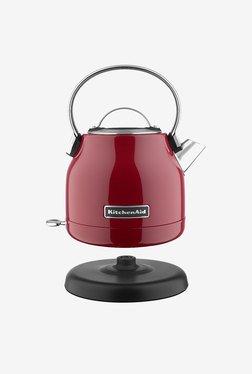 Kitchen Aid 5KEK1222DER 1.2 L Electric Kettle (Empire Red)