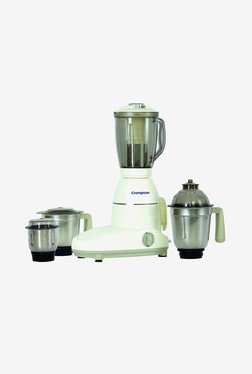 Crompton Greaves DXT Plus 750 W 1.5 L Mixer Grinder (White)