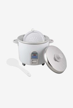 Panasonic SR-WA10 2.7 L Rice Cooker (White)