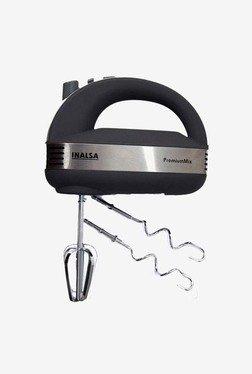 Inalsa Premium Mix 300-Watt Hand Mixer (Grey)