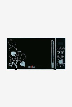 Kenstar KJ20CSL101 20 L Convection Microwave Oven (Silver)
