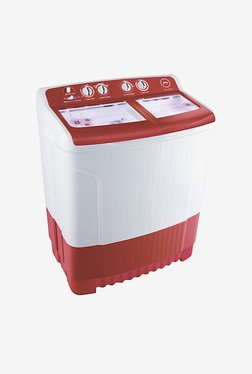 Godrej Edge WS 720 CTL 7.2 Kg Washing Machine (Wine Red)