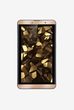 iBall Slide Snap 4G2 4G Dual Sim 16 GB Tablet (Biscuit Gold)