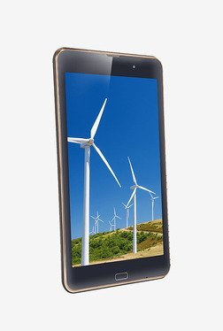iBall Slide Bio-Mate Dual Sim 8 GB Tablet (Black)