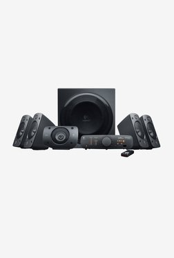 Logitech Z906 5.1 Channel Surround Speaker System (Black)