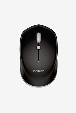 Logitech M337 Wireless Mouse (Black)